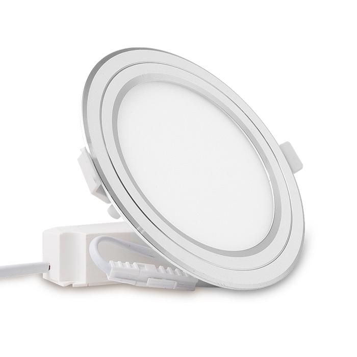 Đèn LED Panel Tròn Đổi màu PT05L