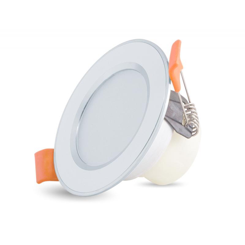 Đèn LED âm trần Downlight đổi màu D AT10L ĐM 60/3W