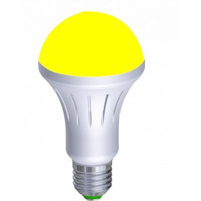 Đèn LED bulb thân nhựa Điện Quang ĐQ LEDBU05 05727 (5W warmwhite chụp cầu mờ)