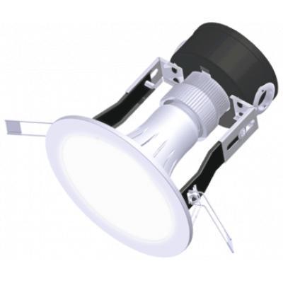 Bộ đèn LED downlight ES Điện Quang ĐQ LRD01 05765 90 (5W daylight 3.5 inch chụp phẳng trong)