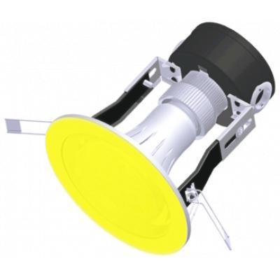 Bộ đèn LED downlight ES Điện Quang ĐQ LRD01 05727 90 (5W warmwhite 3.5 inch chụp phẳng trong)