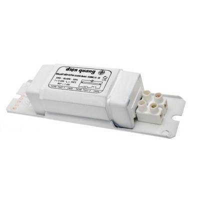 Ballast từ Điện Quang ĐQMBL2A-06 (cải tiến 18/20W đèn HQ)