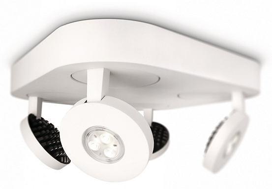 Ledino 69074 40K, trắng, LED
