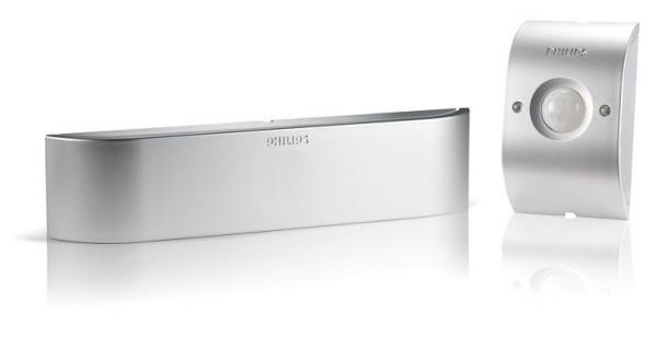 Accents Cảm biến riêng biệt Careglow, màu bạc, LED