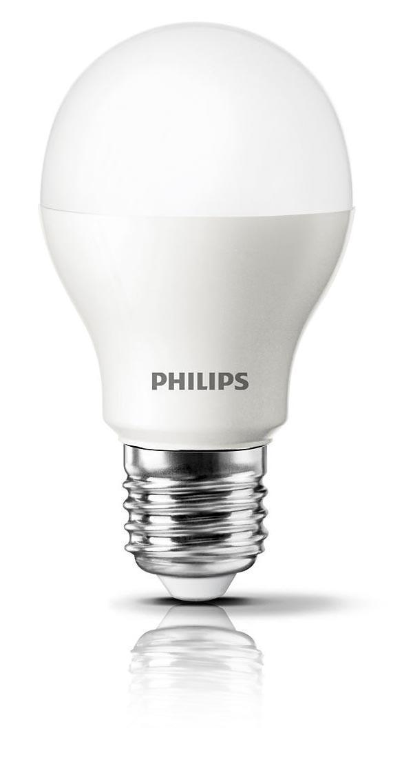 LEDBulb 9.5-70W E27 6500K 230V A55