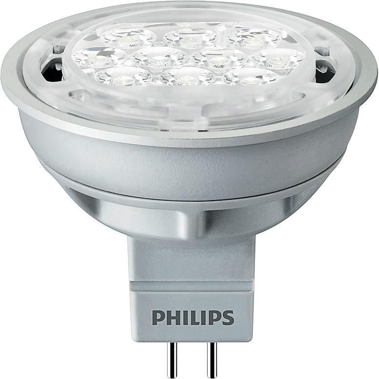 Essential LED 5-50W 6500K MR16 24D