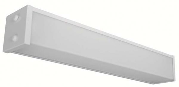 Bộ máng đèn Công nghiệp T5 với sơn phù Acrylic Lekise