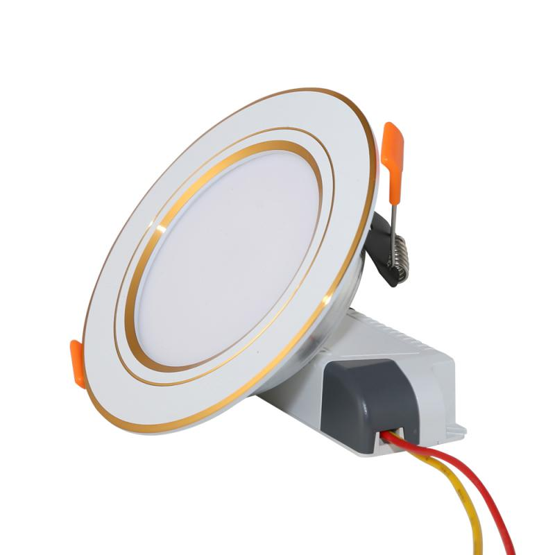 Đèn LED Âm trần Downlight Đổi màu D AT10L ĐM