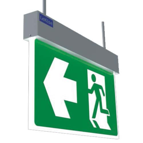 Bộ đèn LED Exit Sign LeKise