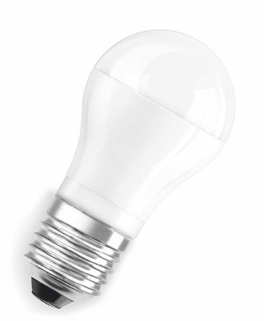 Bóng tròn LEKISE A60 KLASSIC LED5/A60KLASSIC/760/E27 220-240V